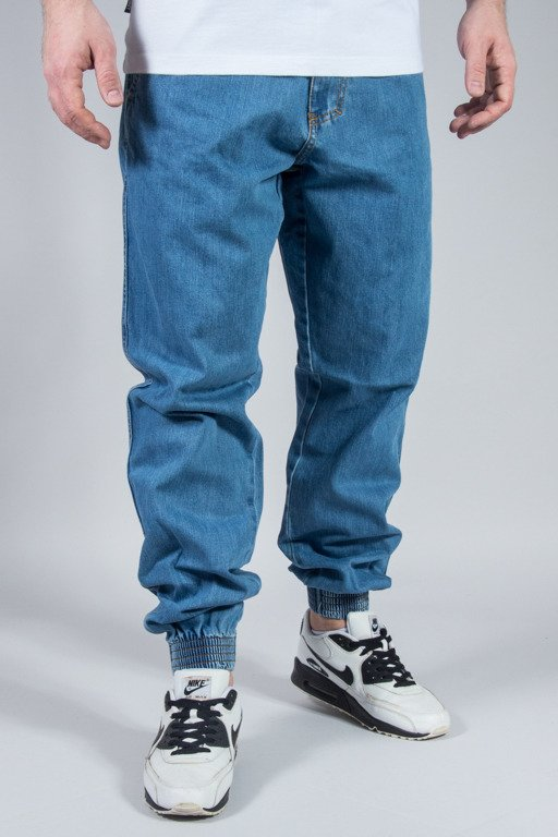 EL POLAKO PANTS JEANS JOGGER CUT LIGHT