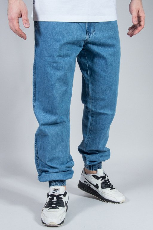 EL POLAKO PANTS JEANS JOGGER ELPO BLM LIGHT