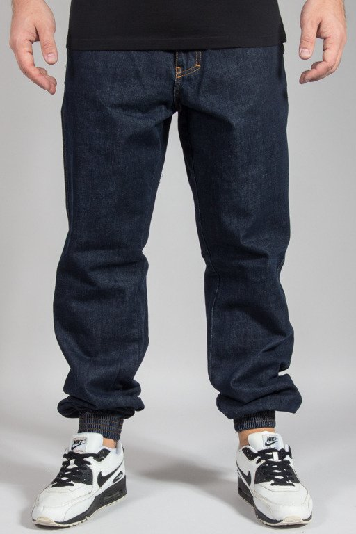 EL POLAKO PANTS JEANS JOGGER REGULAR MORO 08 DARK