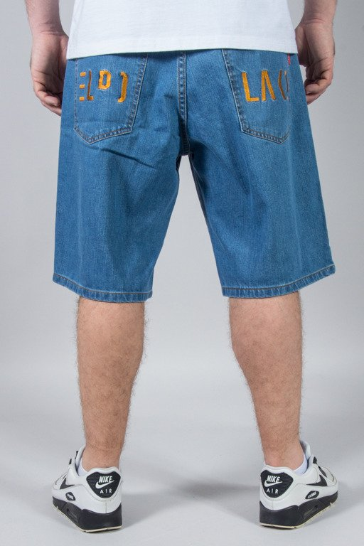 EL POLAKO SHORTS JEANS CUT LIGHT