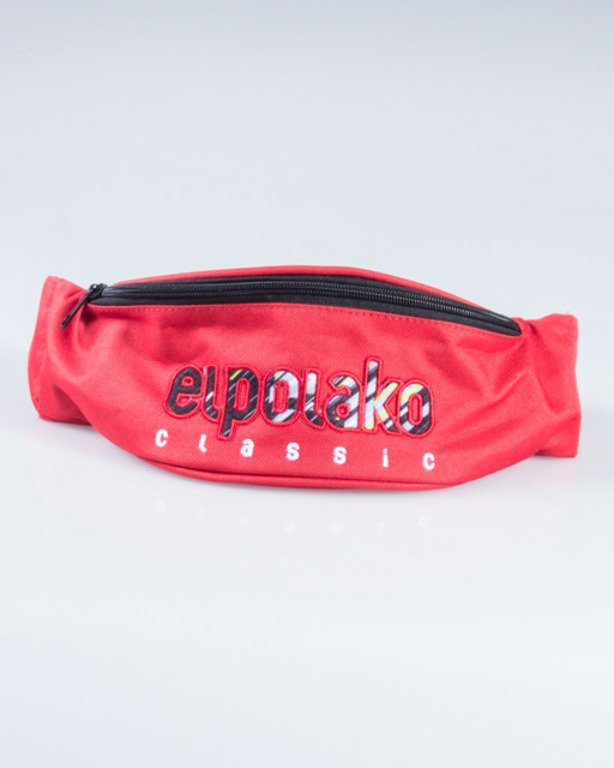 EL POLAKO STREETBAG CLASSIC SHADOW RED