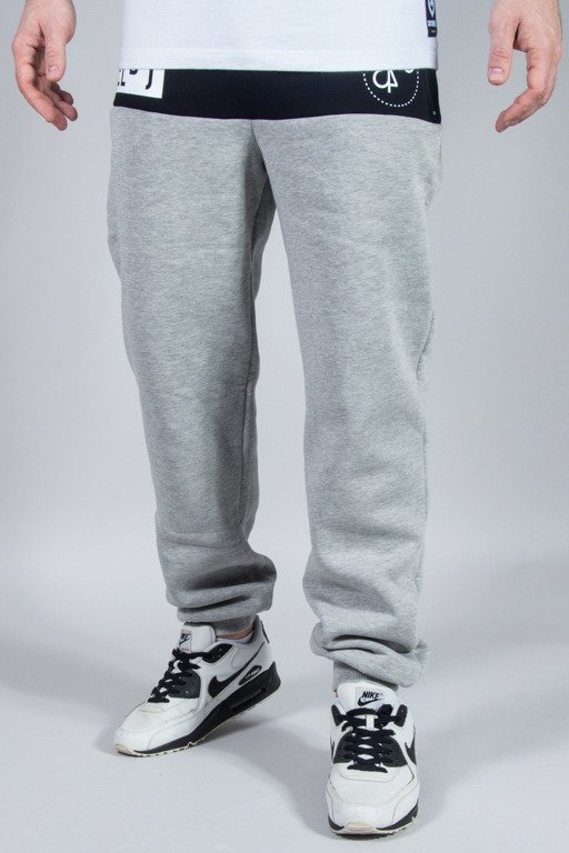 EL POLAKO SWEATPANTS EP OX MELANGE