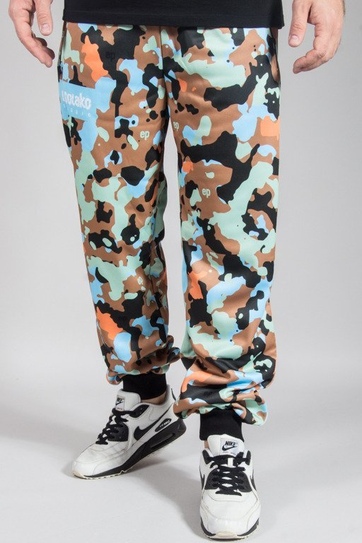 EL POLAKO SWEATPANTS REGULAR PREMIUM MORO 08 SUBLIMACJA