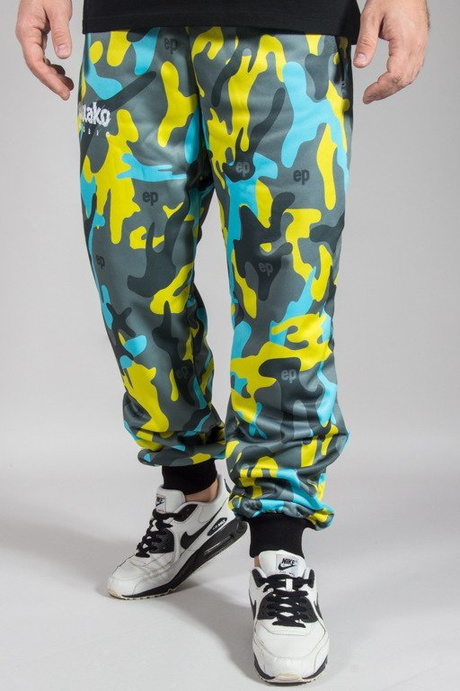 EL POLAKO SWEATPANTS REGULAR PREMIUM MORO EP SUBLIMACJA