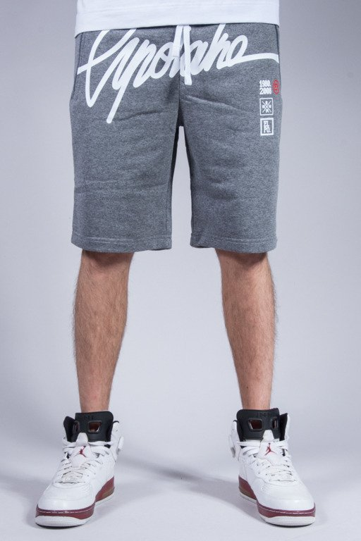 EL POLAKO SWEATSHORTS CHAMPION GREY