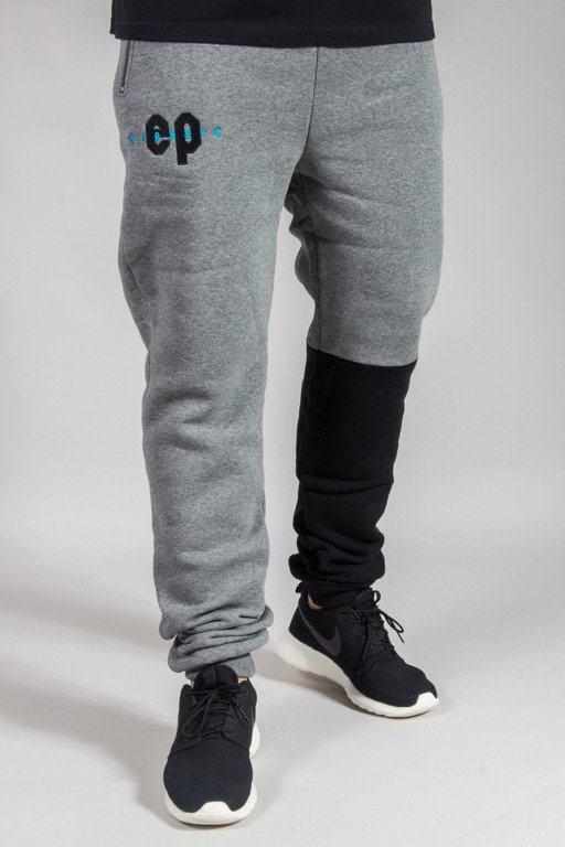 EL POLAKO SWETPANTS FIT EP GREY