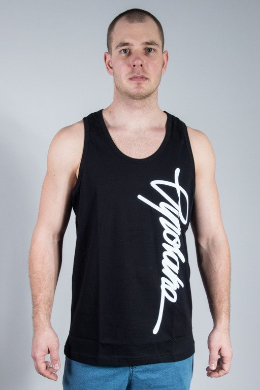EL POLAKO TANK TOP CHAMPION BLACK