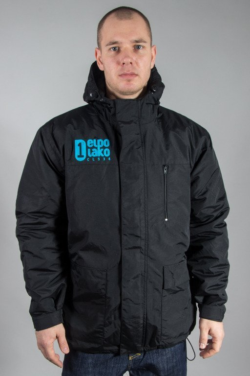 EL POLAKO WINTER JACKET ALASKA BLACK