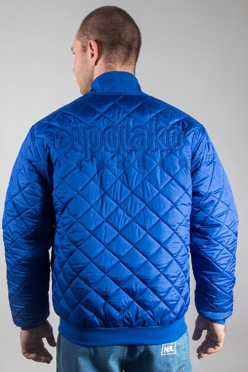 EL POLAKO WINTER JACKET ZIP FLYER CLASSIC BLUE