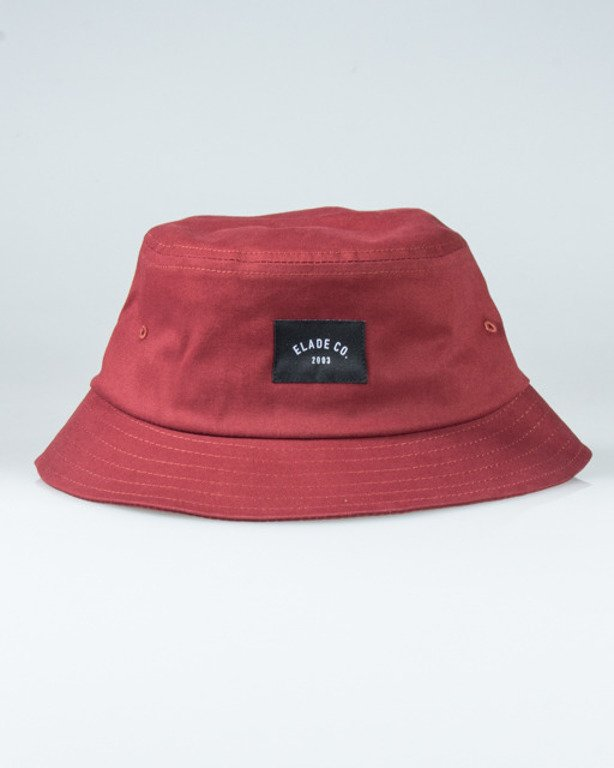 ELADE BUCKET HAT BRICK