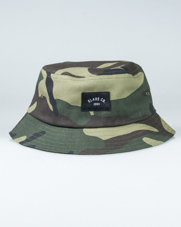 ELADE BUCKET HAT CAMO