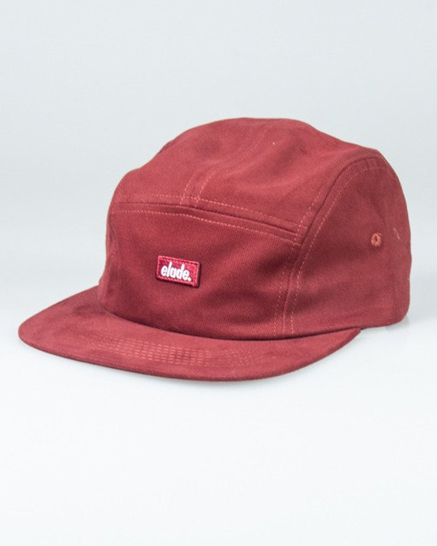 ELADE CAP 5PANEL BRICK