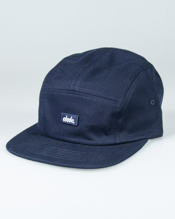ELADE CAP 5PANEL NAVY