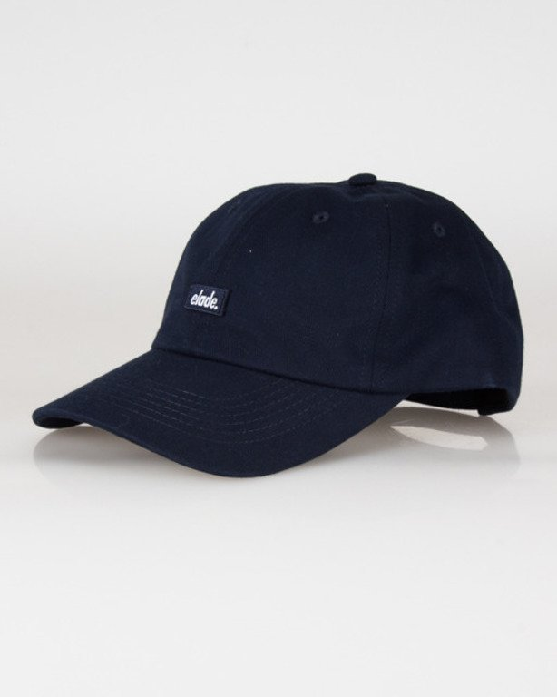 ELADE CAP 6PANEL NAVY