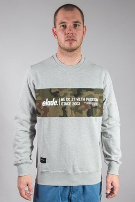 ELADE CREWNECK WE DO IT MELANGE
