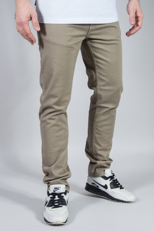 ELADE PANTS CHINO CHRONIC BEIGE
