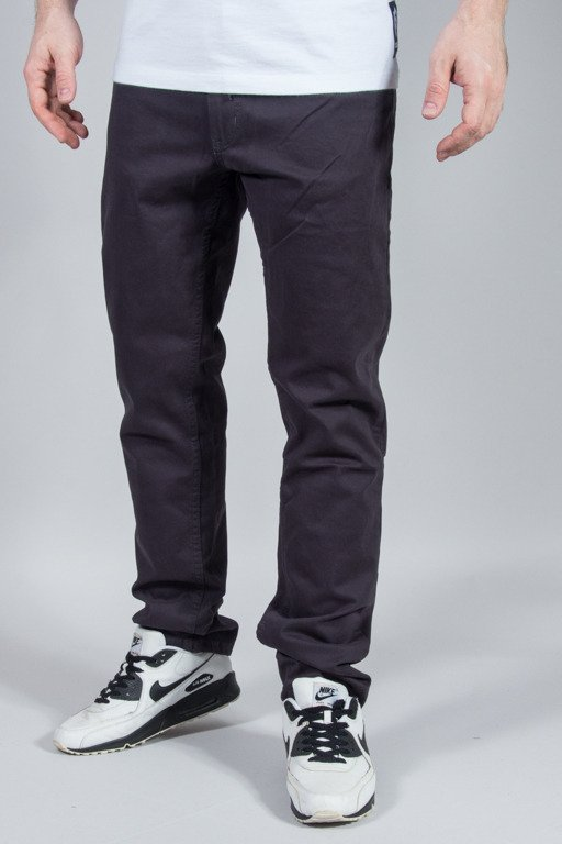 ELADE PANTS CHINO CHRONIC GREY