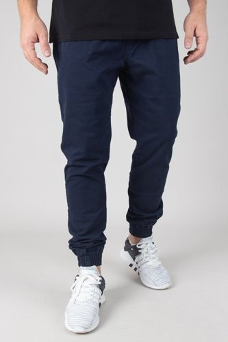 ELADE PANTS CHINO JOGGER NEW HAFT NAVY