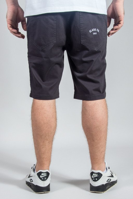 ELADE SHORTS CHINO ELADE CO. GRAPHITE