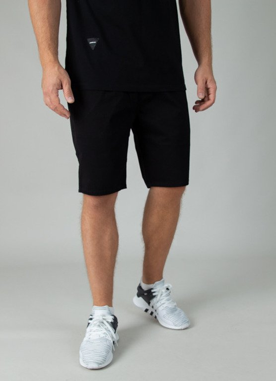 ELADE SHORTS CHINO METKA BLACK