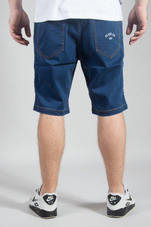 ELADE SHORTS JEANS ELADE CO. DARK