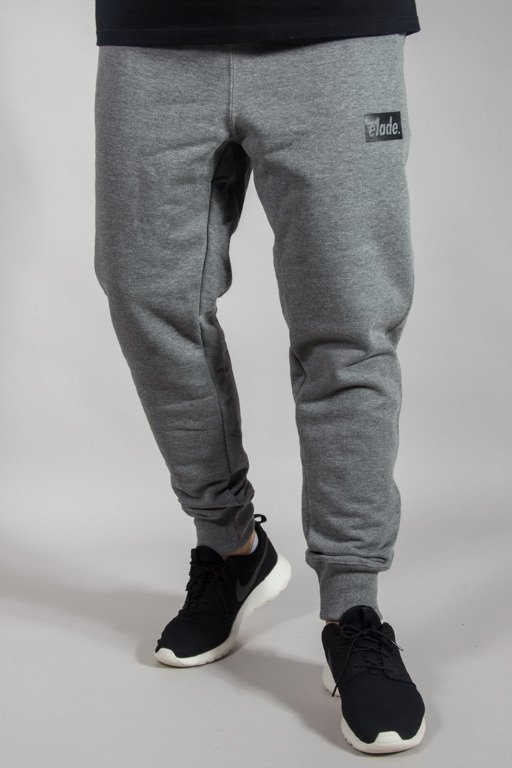 ELADE SWEATPANTS BOX GREY