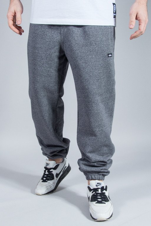 ELADE SWEATPANTS CLASSIC PEPPER