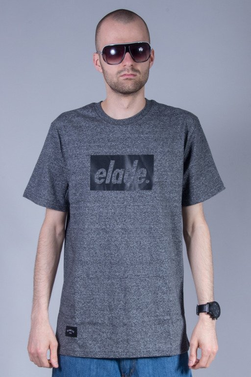 ELADE T-SHIRT BOX LOGO PEPPER