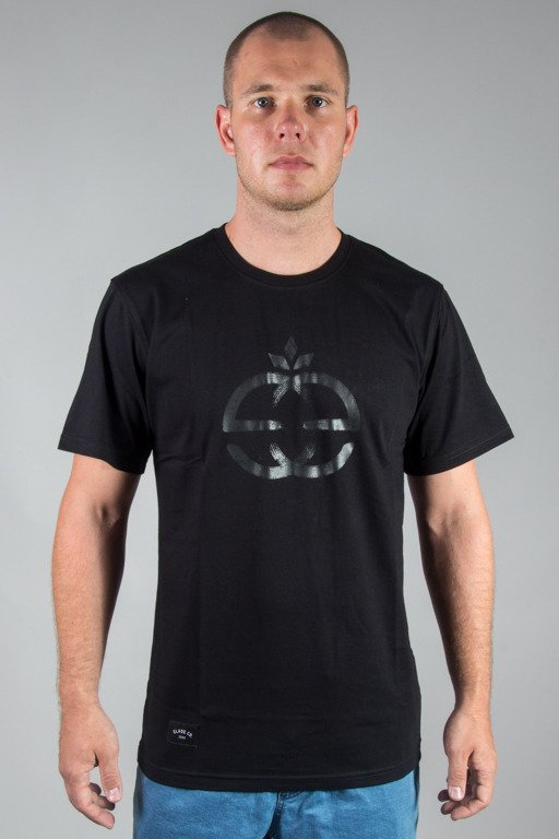 ELADE T-SHIRT ICON MARKER BLACK