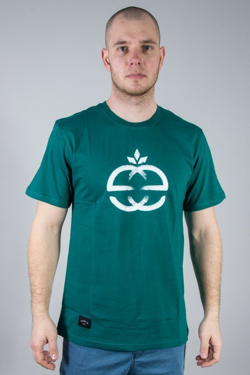 ELADE T-SHIRT ICON MARKER GREEN