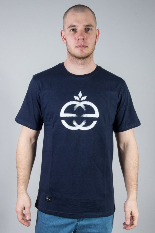 ELADE T-SHIRT ICON MARKER NAVY