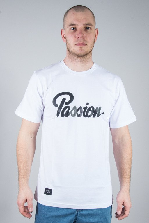ELADE T-SHIRT PASSION WHITE