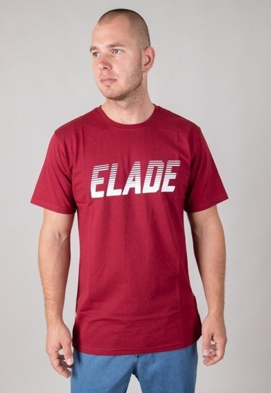 ELADE T-SHIRT RACE BRICK