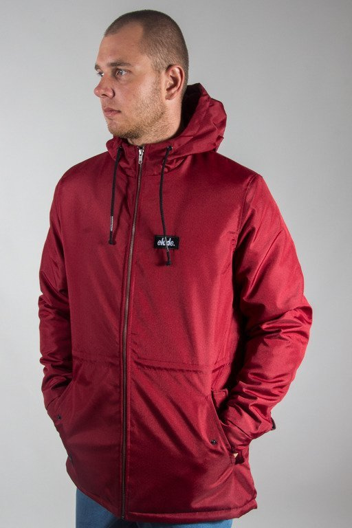 ELADE WINTER JACKET LOGO BRICK