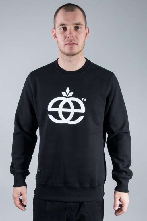 ELAE CREWNECK ICON BLACK