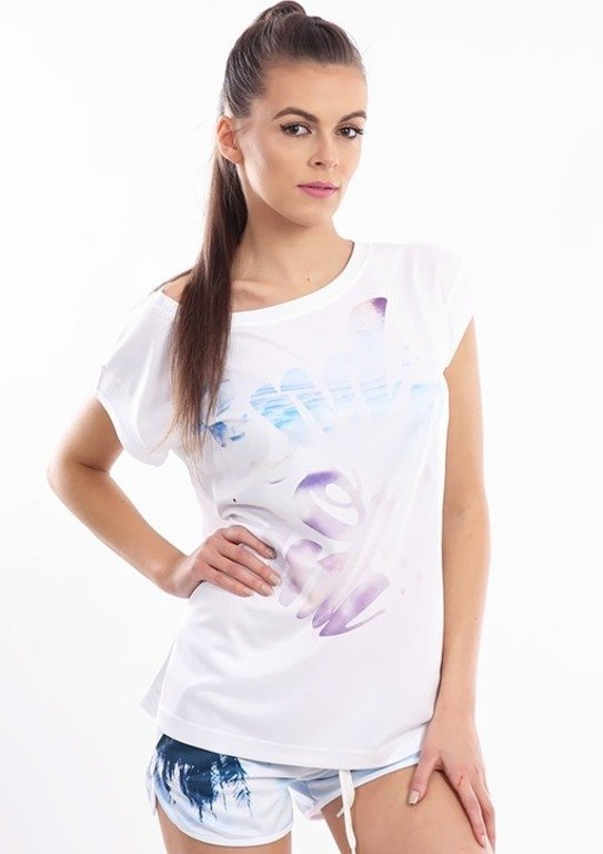 ENDORFINA T-SHIRT SURF WHITE