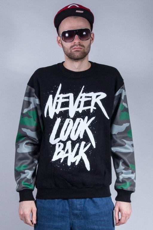 EQUALIZER CREWNECK NEVER BLACK