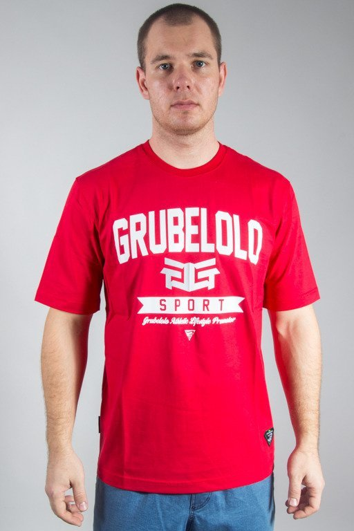 GRUBE LOLO T-SHIRT GL SPORT RED