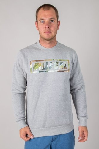 ILLEGAL CREWNECK MORO GREY