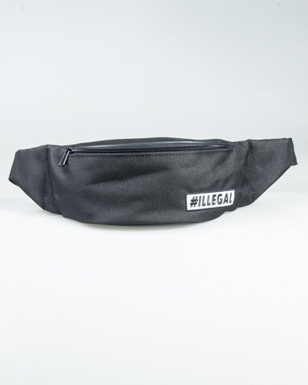 ILLEGAL STREETBAG KLASYK SMALL BLACK
