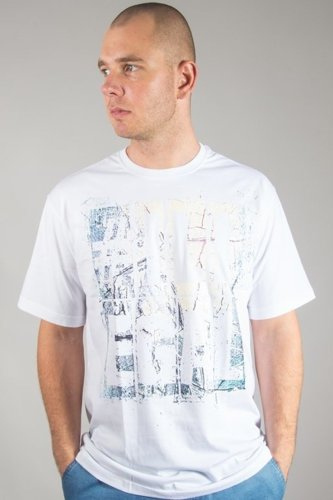 ILLEGAL T-SHIRT #EVIDENCE WHITE