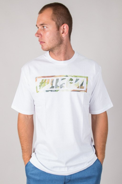 ILLEGAL T-SHIRT MORO WHITE