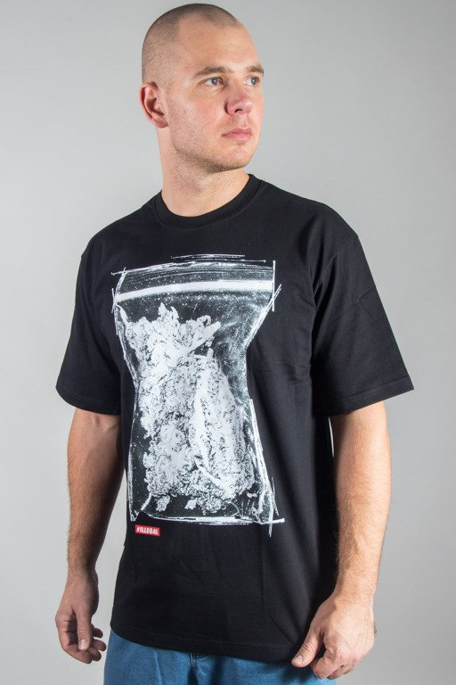 ILLEGAL T-SHIRT SAMARA BLACK
