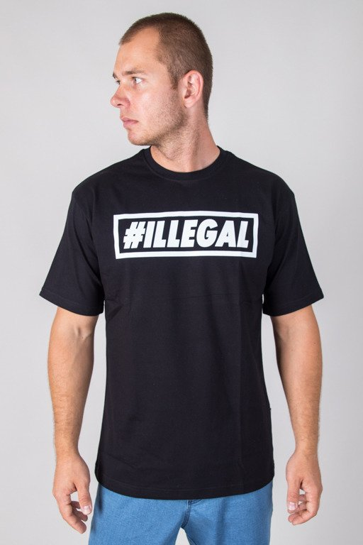 ILLEGALT-SHIRT ILLEGAL KLASYK BLACK