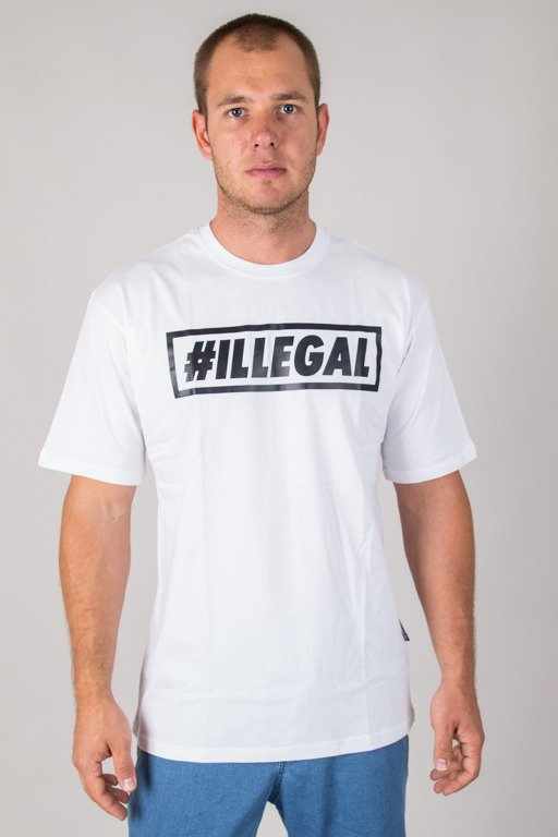 ILLEGALT-SHIRT ILLEGAL KLASYK WHITE