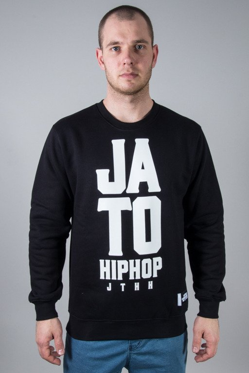 JTHH CREWNECK JA TO HIP HOP