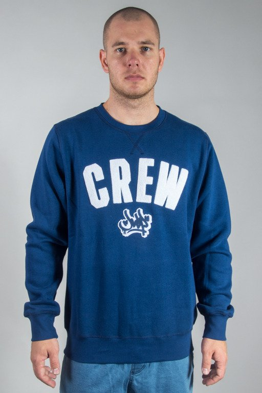 JWP CREWNECK DONTOWN NAVY
