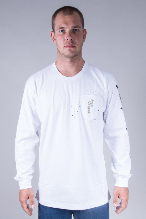 JWP LONGSLEEVE GIFE HANDSTYLE OFF WHITE