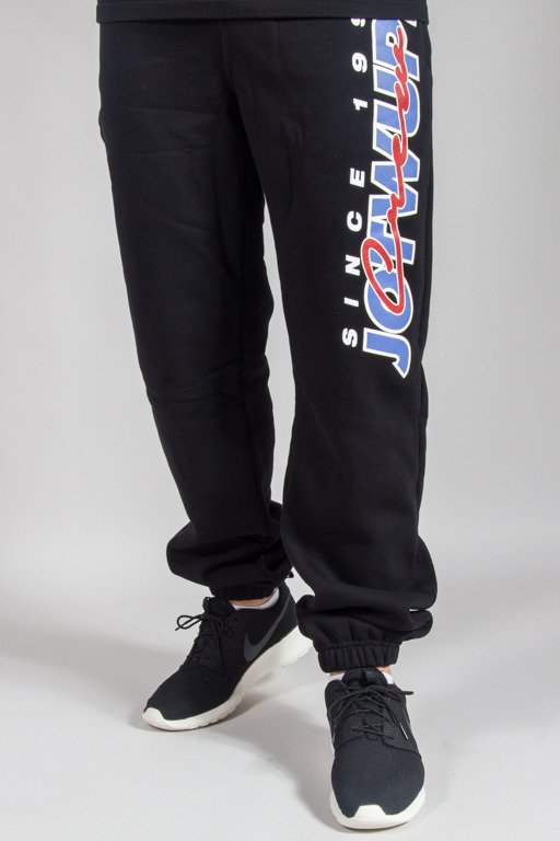 JWP SWEATPANTS BTTF BLACK