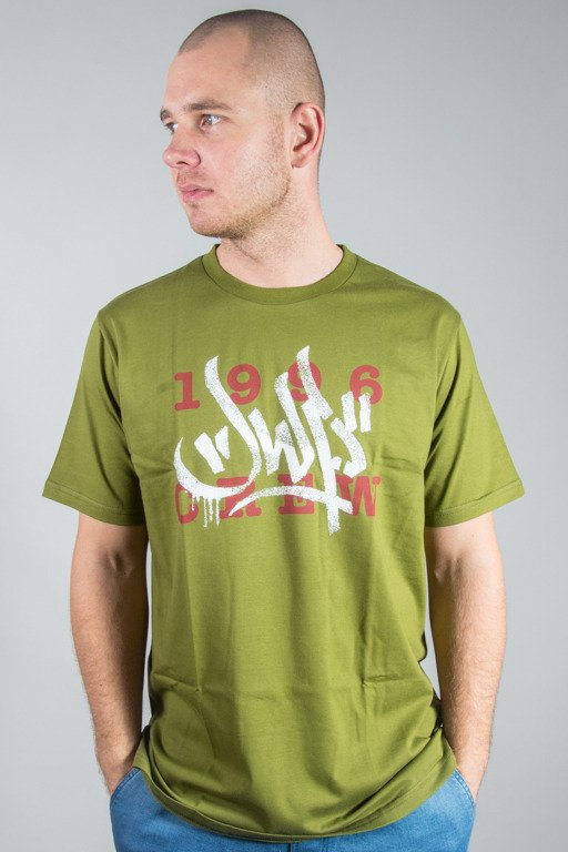 JWP T-SHIRT TEMPLATE GREEN